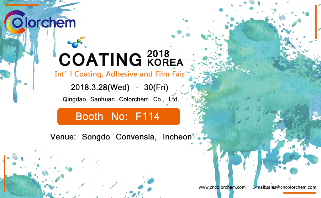 COATING KOREA 2018