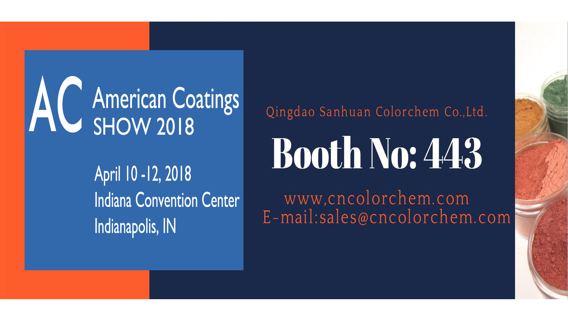 American Coatings Show 2018