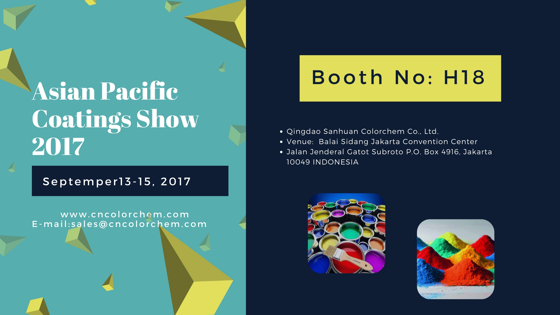 The Asia Pacific Coatings Show 2017