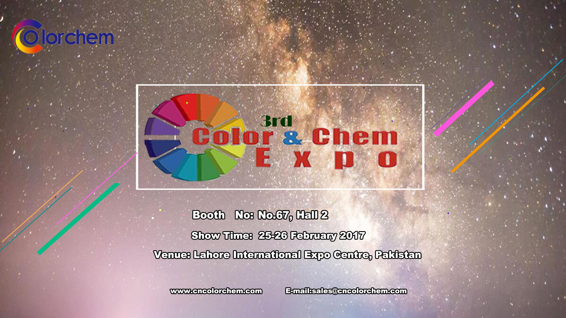 Color & Chem EXPO 2017