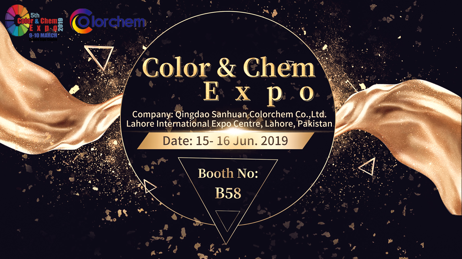 COLOR & CHEM EXPO 2019
